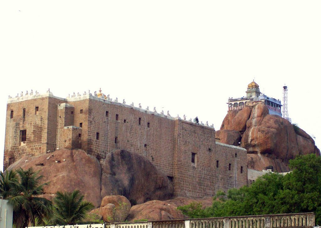 Temples of South India | Temples in Trichy | Temple Tour | The Travel Planners